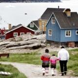 Mette Frederiksen opfordrer til selvransagelse i Socialdemokratiet: Man bør undersøge de fejl, tidligere S-ledede regeringer har begået på Grønland. (Foto: Linda Kastrup/Scanpix 2018)