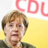 »'Mutti' er tyskernes eneste garanti for, at verden stadig består.«