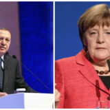 Tyrkiets præsident går over stregen ved søndag at anklage forbundskansler Angela Merkel for at bruge nazimetoder