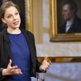 Søndag 15. februar: EU-parlamentsmedlem Rina Ronja Kari
