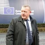 Statsministeren vil tale i Europarådet, hvor Danmark kæmper for at skubbe til Menneskerettighedsdomstolen. Arkivfoto.