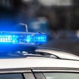 To personer er tilsyneladende kommet til skade i forbindelse med en personpåkørsel på Valby Station mandag morgen.