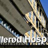 Arkivfoto. Region Hovedstaden beder for tredje gang om lov til at bruge flere penge på byggeri af hospital i Nordsjælland.
