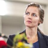 Arkivfoto: Sundhedsminister Ellen Trane Nørby (V) er klar til at sikre, at børn af asbestarbejdere, der har udviklet lungehindekræft, kan få erstatning. Det skriver Avisen.dk.