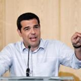 Grækenland: Reformpakkernes skadelige periode er slut til sommer AFP PHOTO / LOUISA GOULIAMAKI