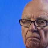 Rupert Murdoch. Arkivfoto 2014.