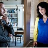 Venstres politiske ordfører, Jakob Ellemann-Jensen, og den tidligere SFer, Özlem Cekic, havnede søndag i en ophedet debat på Twitter på baggrund af et interview med udlændingeminister Inger Støjberg (V) i Berlingske.