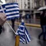 »Over en halv million har allerede forladt Grækenland under krisen – og det bliver bare ved.« forklarer Georgos Margaritis, der er professor i statskundskab i ved Thessaloniki Universitet.