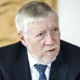 Peter Lybecker, landechef i Nordea Danmark, siger, at han ikke er stolt af kundeudviklingen.