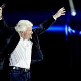 Virgin Group stifter Sir Richard Branson.