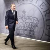 »Jeg bliver harmdirrende arrig over, at der kommer nogle rumænere til Danmark og begår kriminalitet,« siger statsministeren i interview med Politiken. Arkivfoto.