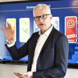 Grundfos CEO Mads Nipper slår fast, at han har så mange penge til rådighed, at et opkøb af en stor konkurrent sagtens kan komme på tale.