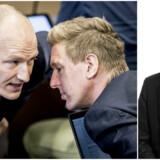 Enhedslistens topfolk med Pelle Dragsted i spidsen dukker sig i sagen om den tidligere københavnerborgmester Morten Kabells eftervederlag.