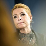 Arkivfoto: Pressemøde med udlændinge- integrationsminister og boligminister Inger Støjberg om regeringens helhedsplan.