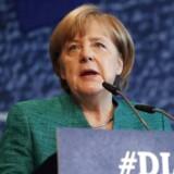 Merkel løser problem med grænse for antal flygtninge