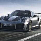 Porsche 911 ankommer i superbilernes klasse - 700 hk slippes fri på baghjulene