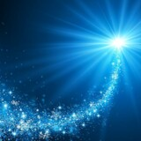 »Midt i verdens brændpunkt blev der således tændt et lys i mørket. Skaberen ønsker også at møde os med sin ægte kærlighed, og den må vi få lov at dele med hinanden.«