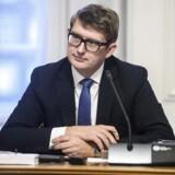 » Hvis en person dømmes for at være udrejst til konfliktzoner, skal man selvfølgelig tilbagebetale ydelser fra den periode, hvor man har været udrejst,« siger Troels Lund Poulsen. (Foto: Niels Ahlmann Olesen/Scanpix 2017)