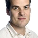 Kristoffer Dahy Ernst, partner i Double