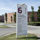 Aarhus Universitetshospital har i weekenden været udsat for tyveri af køkkenudstyr til 650000 kr.