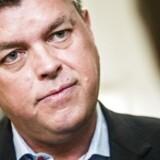 Socialdemokraternes kulturordfører, Mogens Jensen.