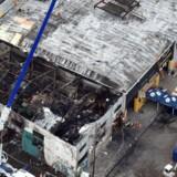 En brand under en koncert i en lagerbygning i Oakland dræbte i 2016 36 mennesker. To mænd holdes ansvarlige.