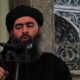 - Vi har sikre informationer og dokumenter fra kilder i terrororganisationen, der siger, at al-Baghdadi (IS-leder, red.) fortsat er i live. Han gemmer sig med hjælp fra kollaboratører, siger leder af Iraks efterretningstjenesten. Scanpix/-