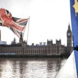 Arkivfoto. Et internt memo fra højtstående EU-embedsfolk giver det første indblik i, hvordan Storbritannien rent praktisk vil blive frakoblet unionen. Allerede nu kan det gøre ondt på britiske virksomheder, der bliver frosset ude af kontrakter i milliardklassen som en del af Brexit-forberedelserne