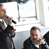 Tidligere tyrkisk politikere Mehmet Mehdi Eker.