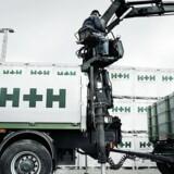 H+H får gennem opkøb nye varer at tilbyde, så den traditonelle gasbeton suppleres med kalksandsten. Det kan give aktien et nyt løft.