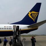 Det irsk-baserede flyselskab Ryanair håber, at et bedre forhold med fagforeningerne kan bane vejen for erobring af markedsandele i Skandinavien.