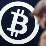 ARKIVFOTO: Bitcoin-logo