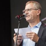 ARKIVFOTO. Tønders borgmester Henrik Frandsen (V).