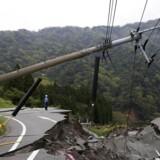 En tredjedel af befolkningen lever i et område, der er i risikozonen for at blive ramt af et farligt jordskælv.