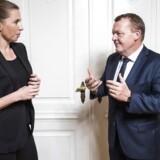 Arkivfoto: Socialdemokratiet ser løbende på, om integrationsydelsen skal fjernes af S-regering, siger Mette Frederiksen.