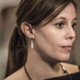 Den konservative politiker Mai Mercado har modtaget dødstrusler, efter at hun på Facebook har skrevet, at hun elskede at se politiet gennemsmadre hashboderne på Christiania. Foto: Asger Ladefoged