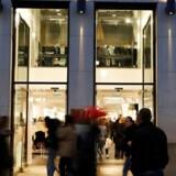 Arkivfoto. Tøjgiganten H&M fortsætter med at vokse verden over med uformindsket styrke.
