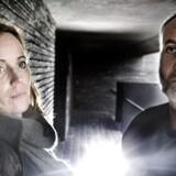 Kim Bodnia og Sofia Helin spillede hovedrollerne i det dansk-svenske tv-drama »Broen«. Nu får den endnu en sæson.