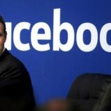 Mark Zuckerberg grundlæggeren af Facebook