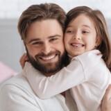 Genrefoto: De amerikanske pigespejdere og deres familier har netop fået et opsigtsvækkende råd fra deres landsforening. Op til Thanksgiving anbefalede man forældre til ikke at få deres børn til at give besøgende familiemedlemmer et kram, hvis ikke de havde lyst.