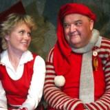 Nissebanden Nissernes Ø med Lunte (Flemming Jensen) og Pyt (Trine Gadeberg) fra 2003