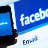 Selv folk, der ikke er på Facebook, bliver sporet af den børsnoterede, amerikanske virksomhed, som øjeblikkeligt skal stoppe overvågningen eller betale dagbøder på næsten to millioner kroner fra onsdag, siger domstol. Arkivfoto: Karen Bleier, AFP/Scanpix