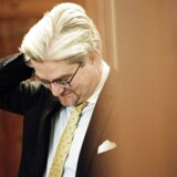 Justitsminister Søren Pind er en af de politikere, som forsøgte sig med en aprilsnar.