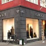 Luksusbutikker har kronede dage i Danmark