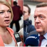 »Løkke følger nu efter Fogh, i et forsøg på at omskrive historien og rense VK-regeringen for ansvar under finanskrisen,« siger SFs finansordfører, Lisbeth Bech Poulsen.