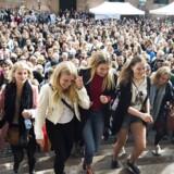 I nat får 91.539 unge svar på, om de har fået en plads på drømmestudiet.