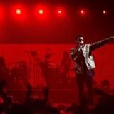 Den canadiske pop-stjerne The Weeknd spiller koncert i Royal Arena, d. 20 februar 2017.