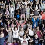 Hvor mange elever går i klasser med over 30 elever? Meget få, lyder svaret nu fra Danmarks Statistik. ARKIVFOTO
