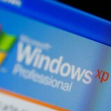 Region Hovedstaden bruger stadig det forældede Windows XP, som Microsoft ikke har opdateret i to og et halvt år, på næsten 1.000 computere. Arkivfoto: Jens Buettner, EPA/Scanpix