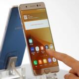Torsdag har USA's Federal Aviation Administration (FAA) udsendt en advarsel til indehavere af Samsungs nye topmodel, Galaxy Note 7.